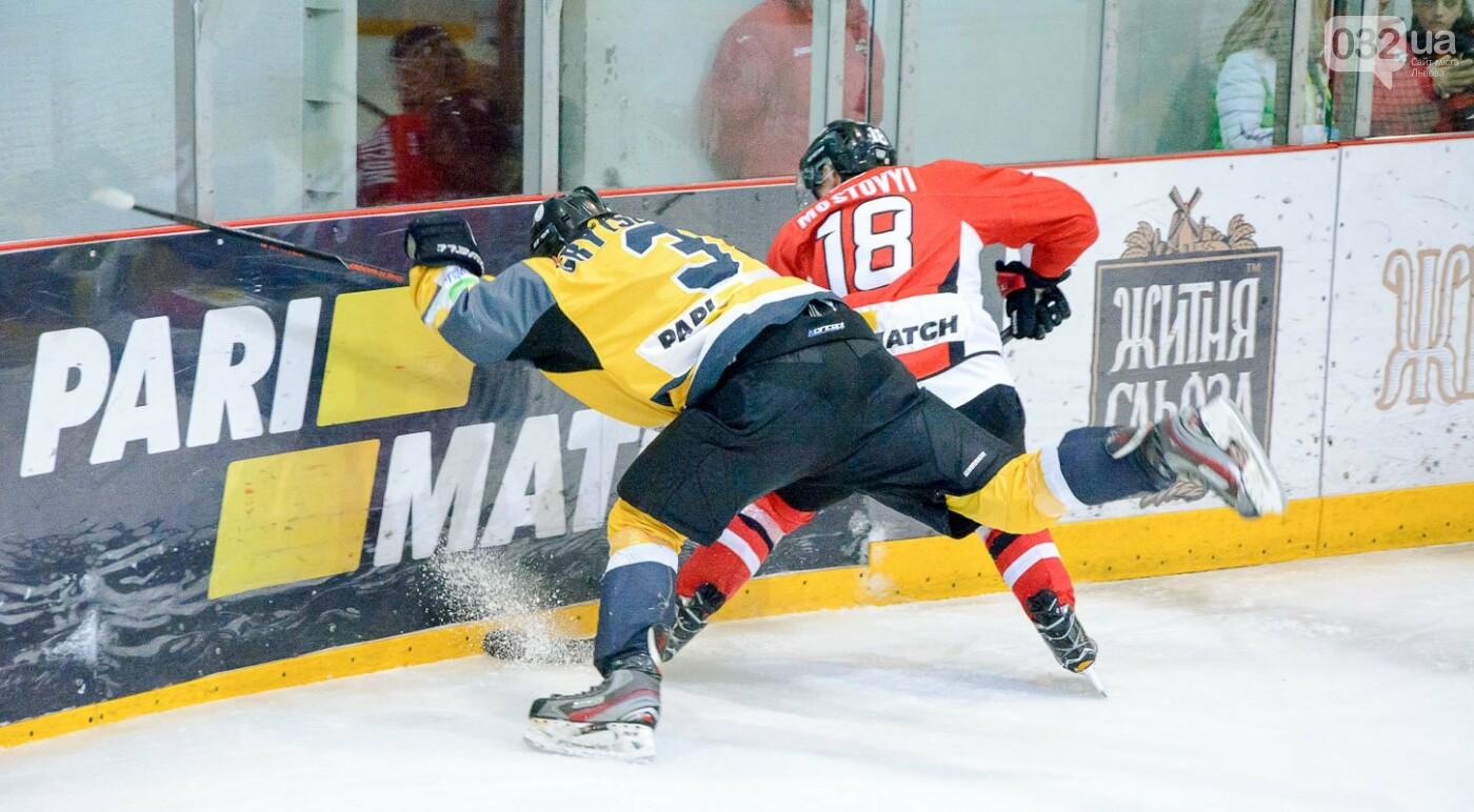 Українська хокейна ліга: анонс матчів 20-22 лютого, фото-1