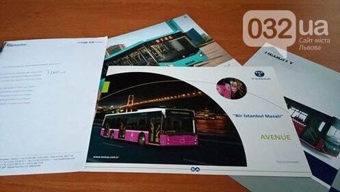 Львівська міськрада може купити турецькі автобуси, фото-1