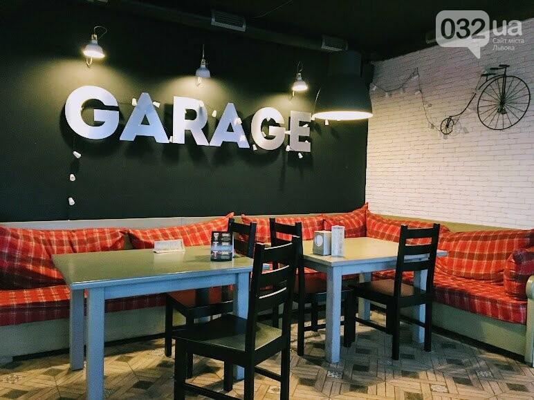 """Ресторан """"The Garage"""" у Львові: все, що ви хотіли знати про меню, ціни і інтер'єр , фото-5"""