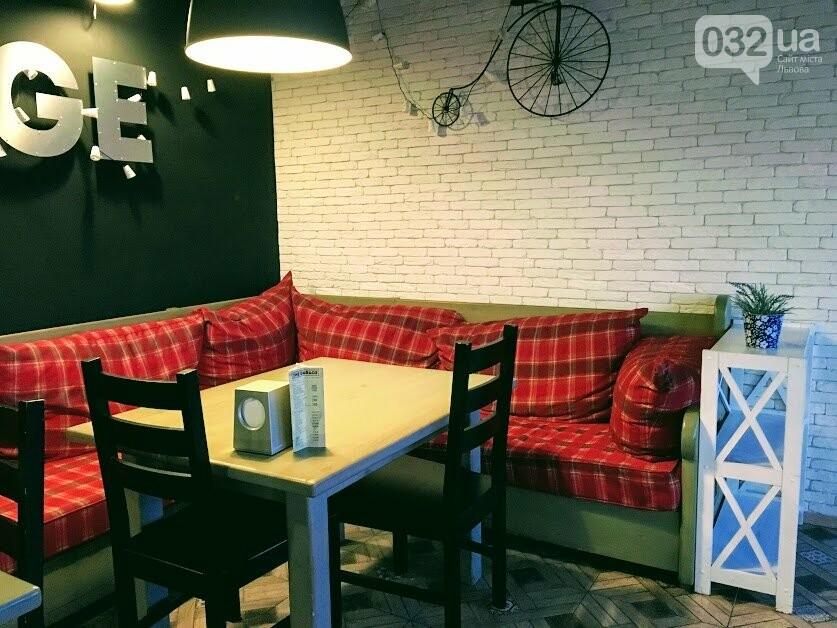 """Ресторан """"The Garage"""" у Львові: все, що ви хотіли знати про меню, ціни і інтер'єр , фото-3"""