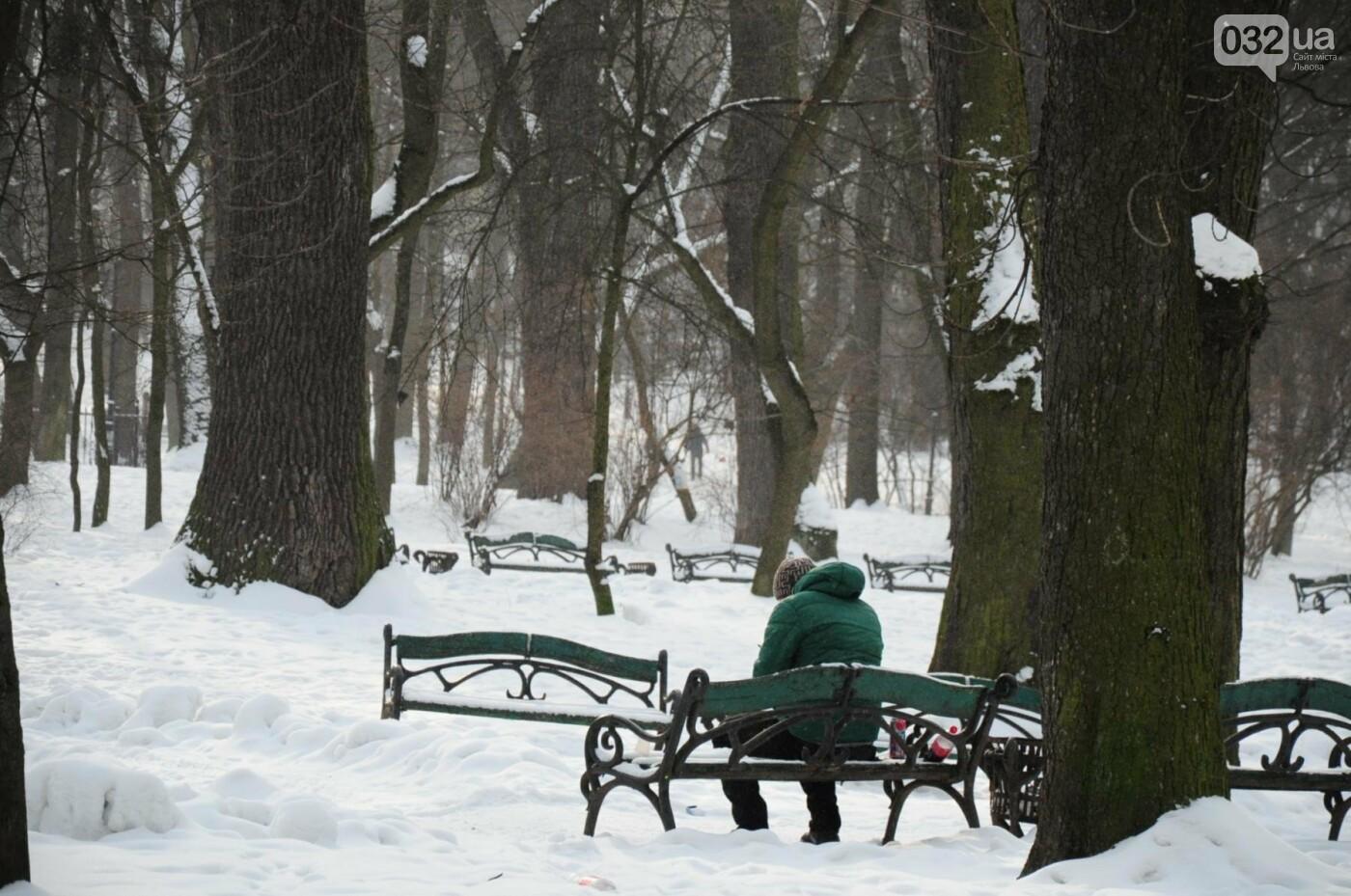 Як виглядає Львів у останній день зими. ФОТО, фото-14