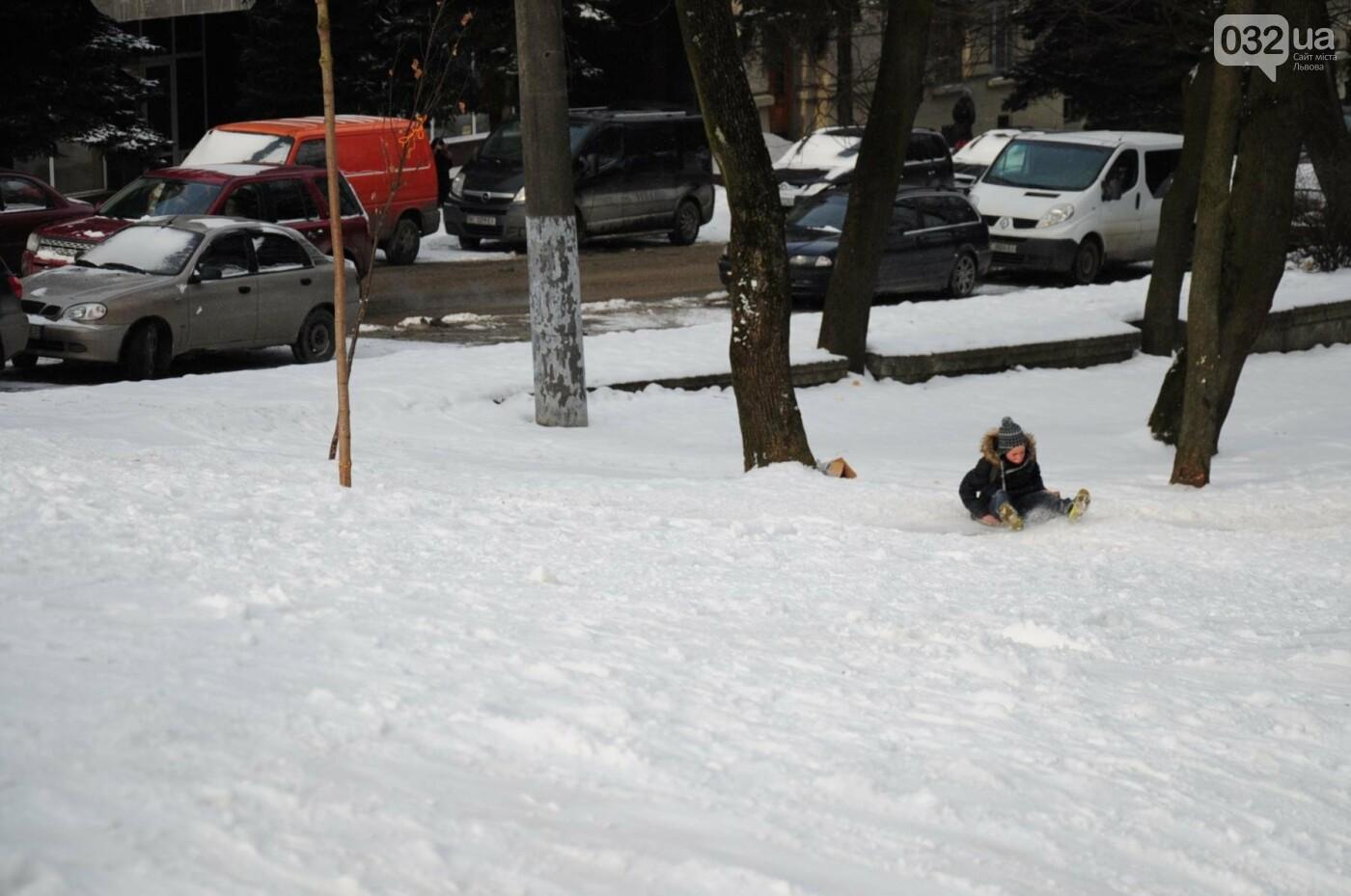 Як виглядає Львів у останній день зими. ФОТО, фото-6