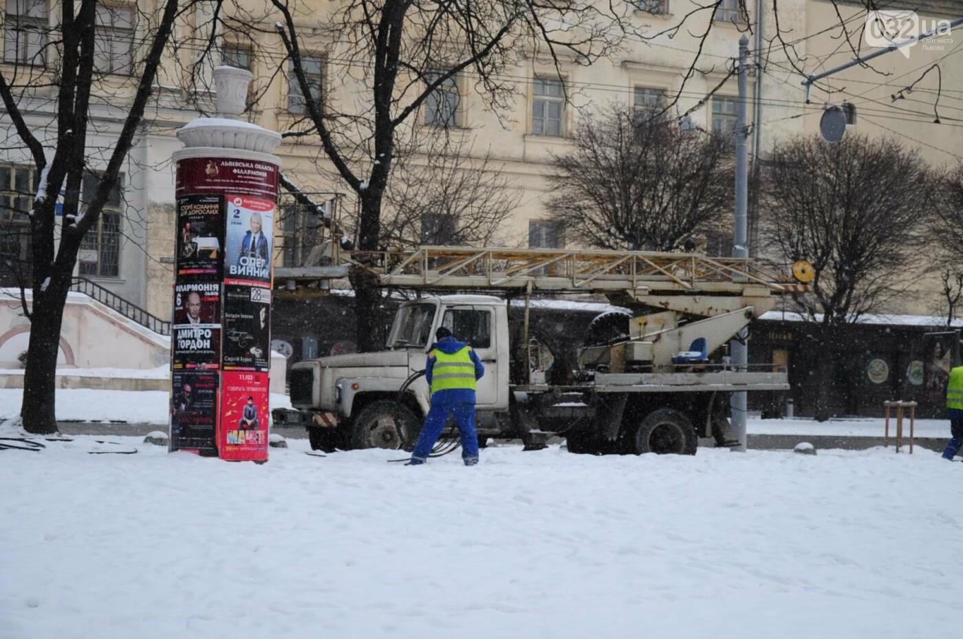 Як виглядає Львів у останній день зими. ФОТО, фото-3