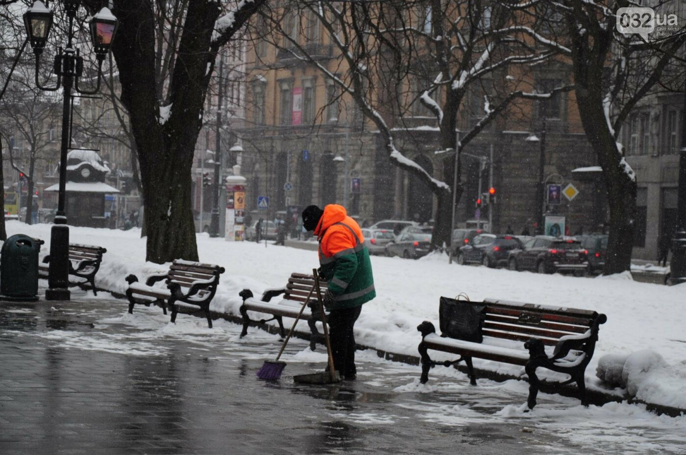 Як виглядає Львів у останній день зими. ФОТО, фото-18