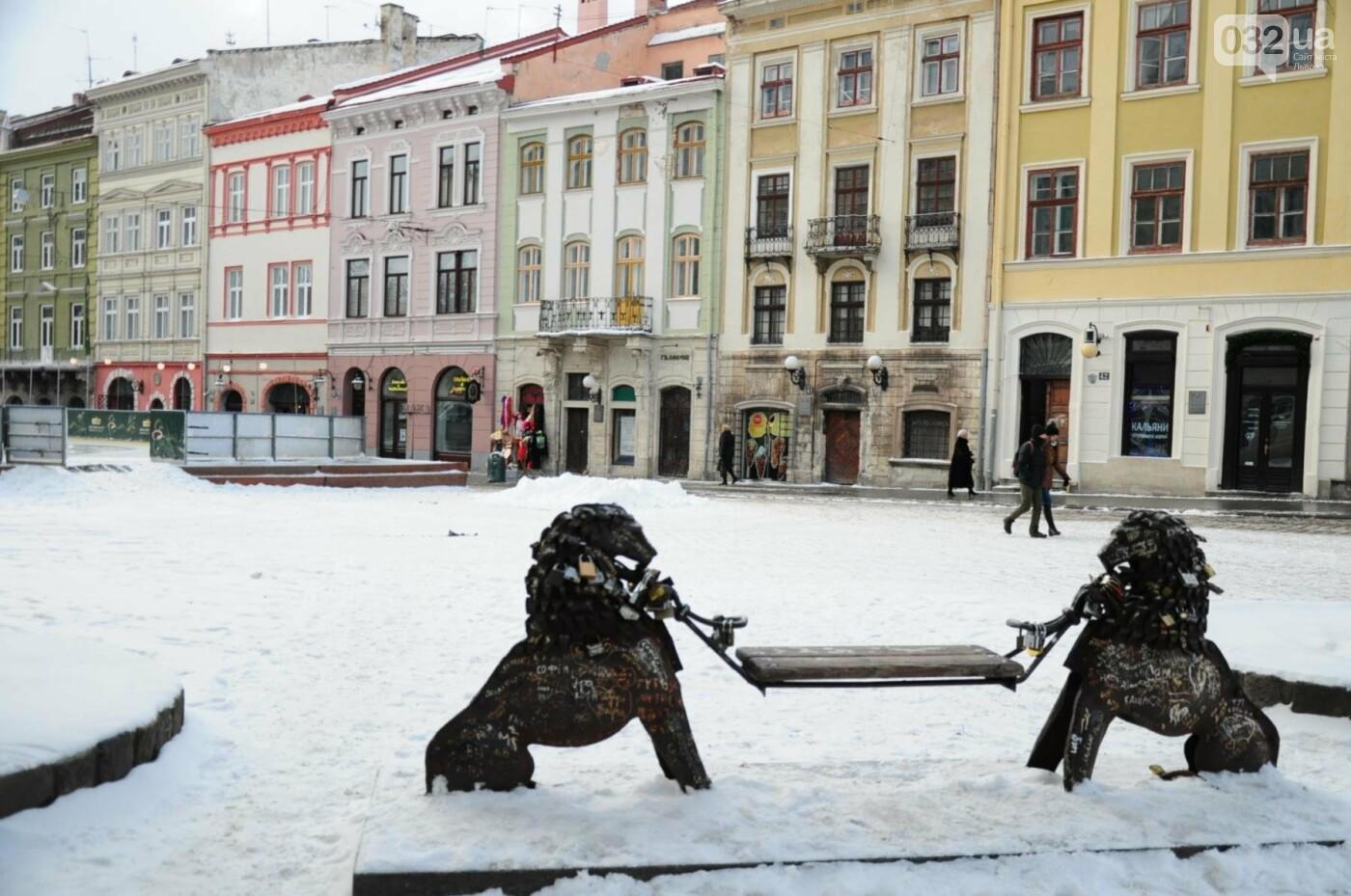 Як виглядає Львів у останній день зими. ФОТО, фото-10