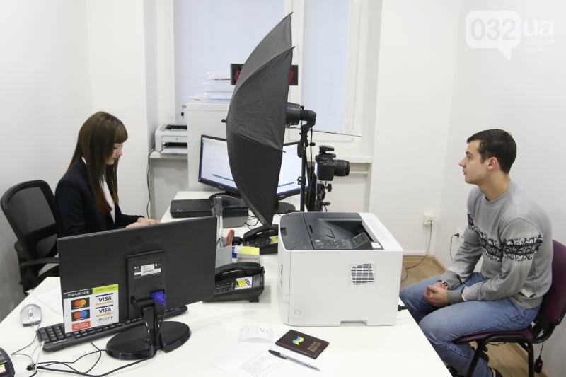 Де у Львові подати документи на біометричний паспорт і скільки це коштує, фото-1