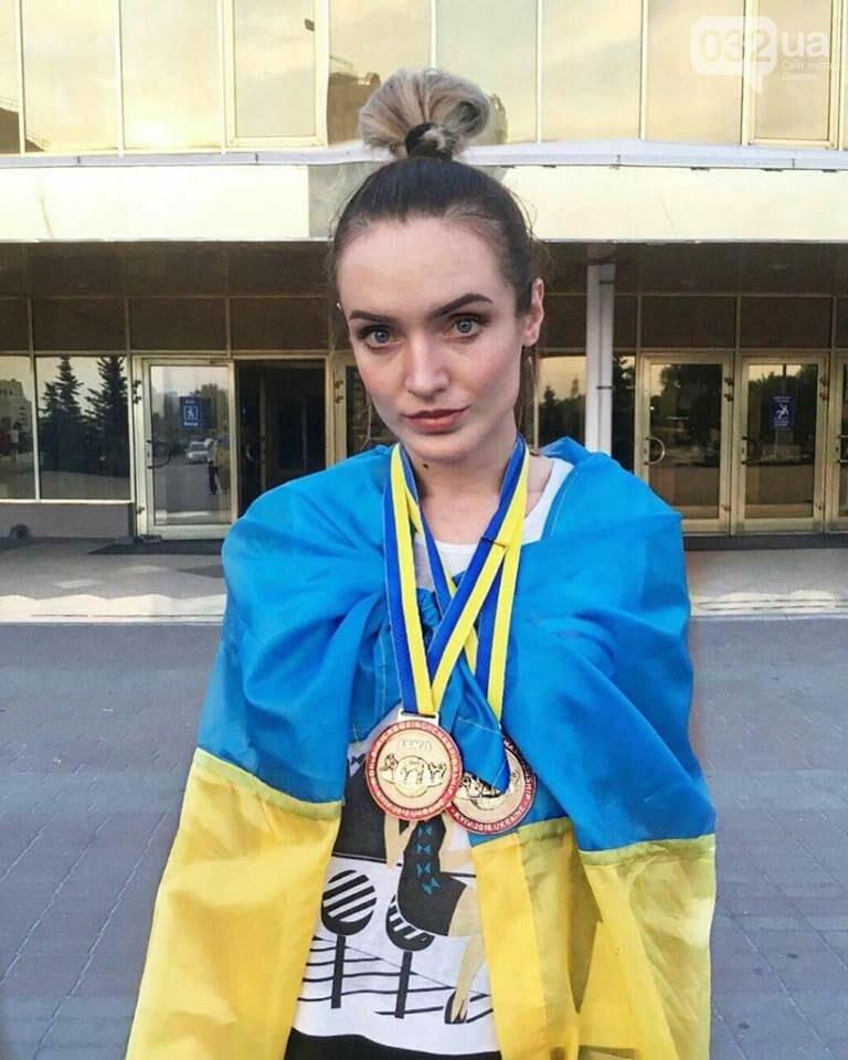 Львів'янка виграла дві золоті медалі на чемпіонаті світу з кікбоксингу (ФОТО), фото-1