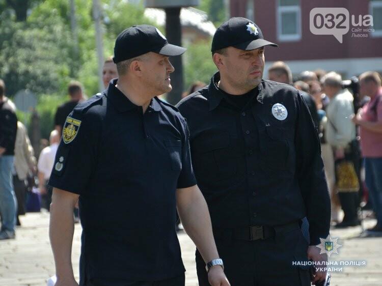 фото: відділ комунікації поліції Львівської області