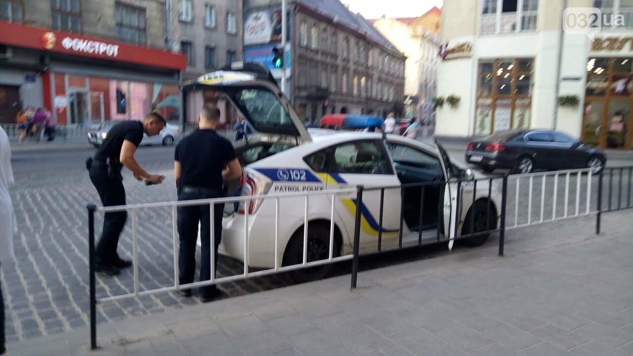 У Львові через ДТП зупинився рух трамваїв, - ФОТО, фото-2