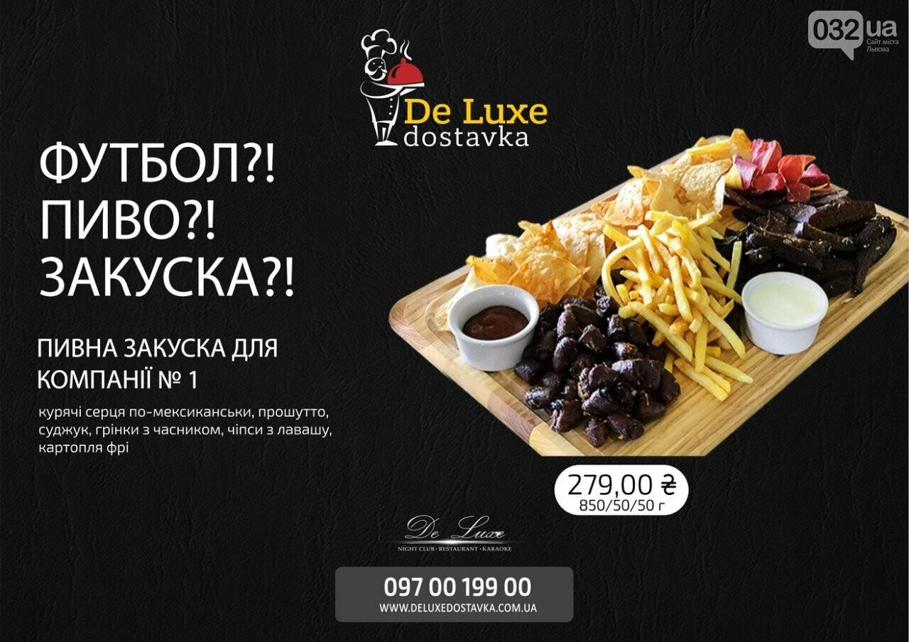 Доставка їжі та напоїв у Львові: актуальні номери та інформація, фото-109