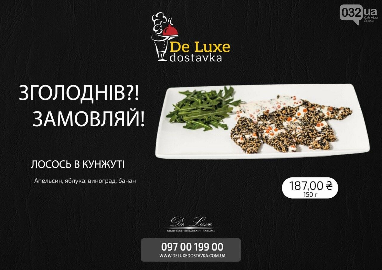 Доставка їжі та напоїв у Львові: актуальні номери та інформація, фото-111