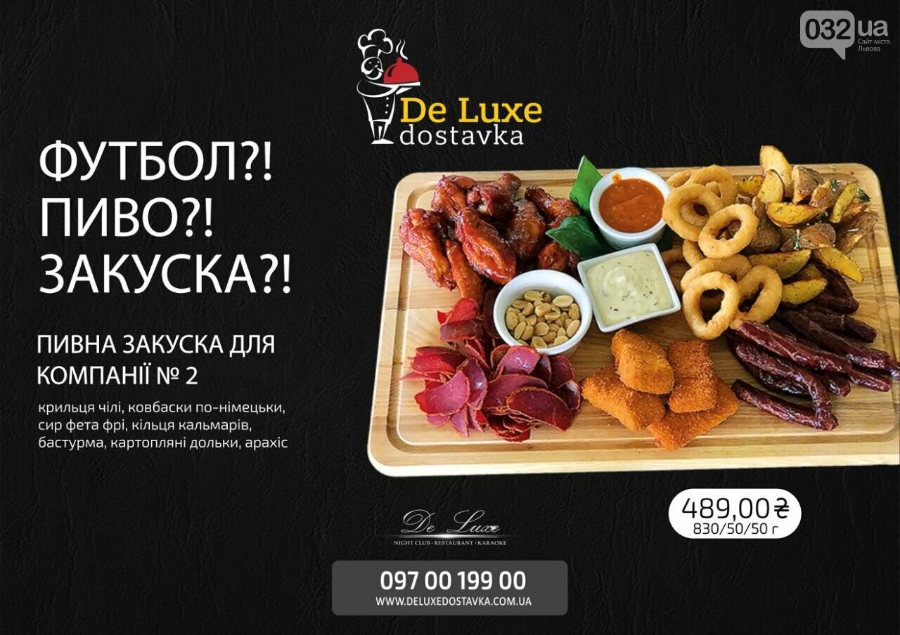 Доставка їжі та напоїв у Львові: актуальні номери та інформація, фото-106