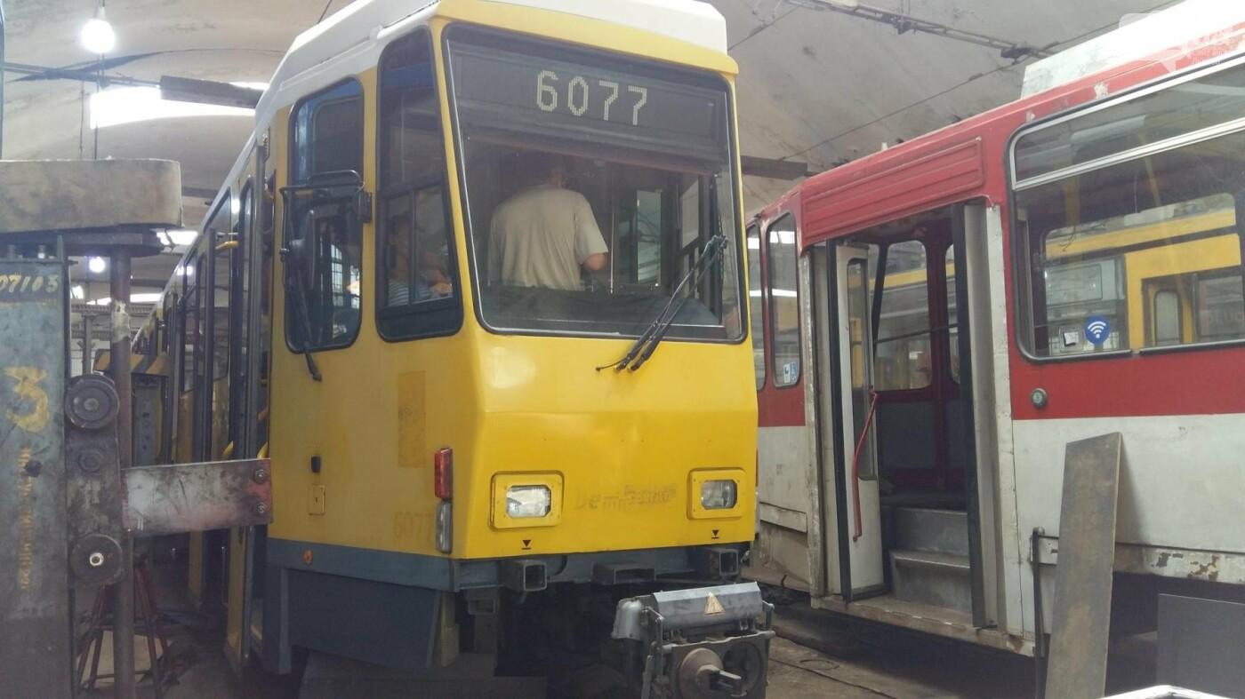 Зрада чи перемога: що не так із трамваями з Берліну, які придбали для Львова, - ФОТО, фото-1