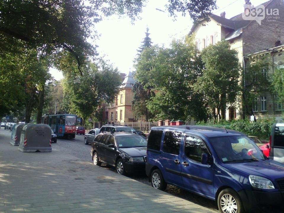 Ситуація на дорогах Львова: затори на Снопківській та Свєнціцького, - ФОТО, фото-1