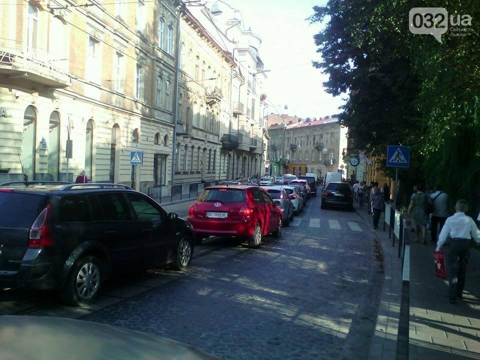Ситуація на дорогах Львова: затори на Снопківській та Свєнціцького, - ФОТО, фото-3