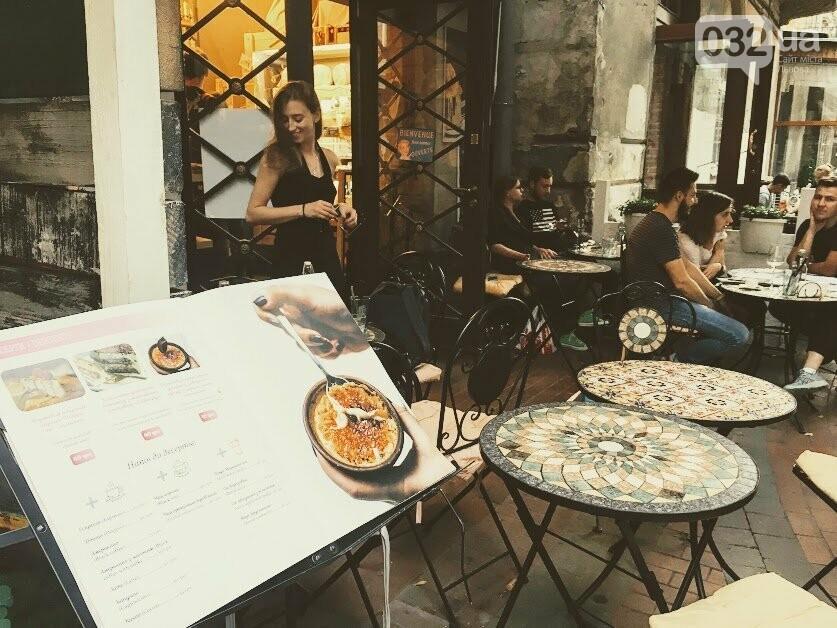 """Ресторан """"Ляфінаж"""" у центрі Львова:  скільки коштує тут поїсти, фото-5"""