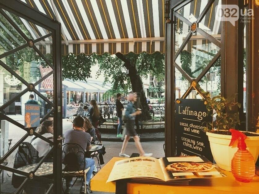 """Ресторан """"Ляфінаж"""" у центрі Львова:  скільки коштує тут поїсти, фото-2"""