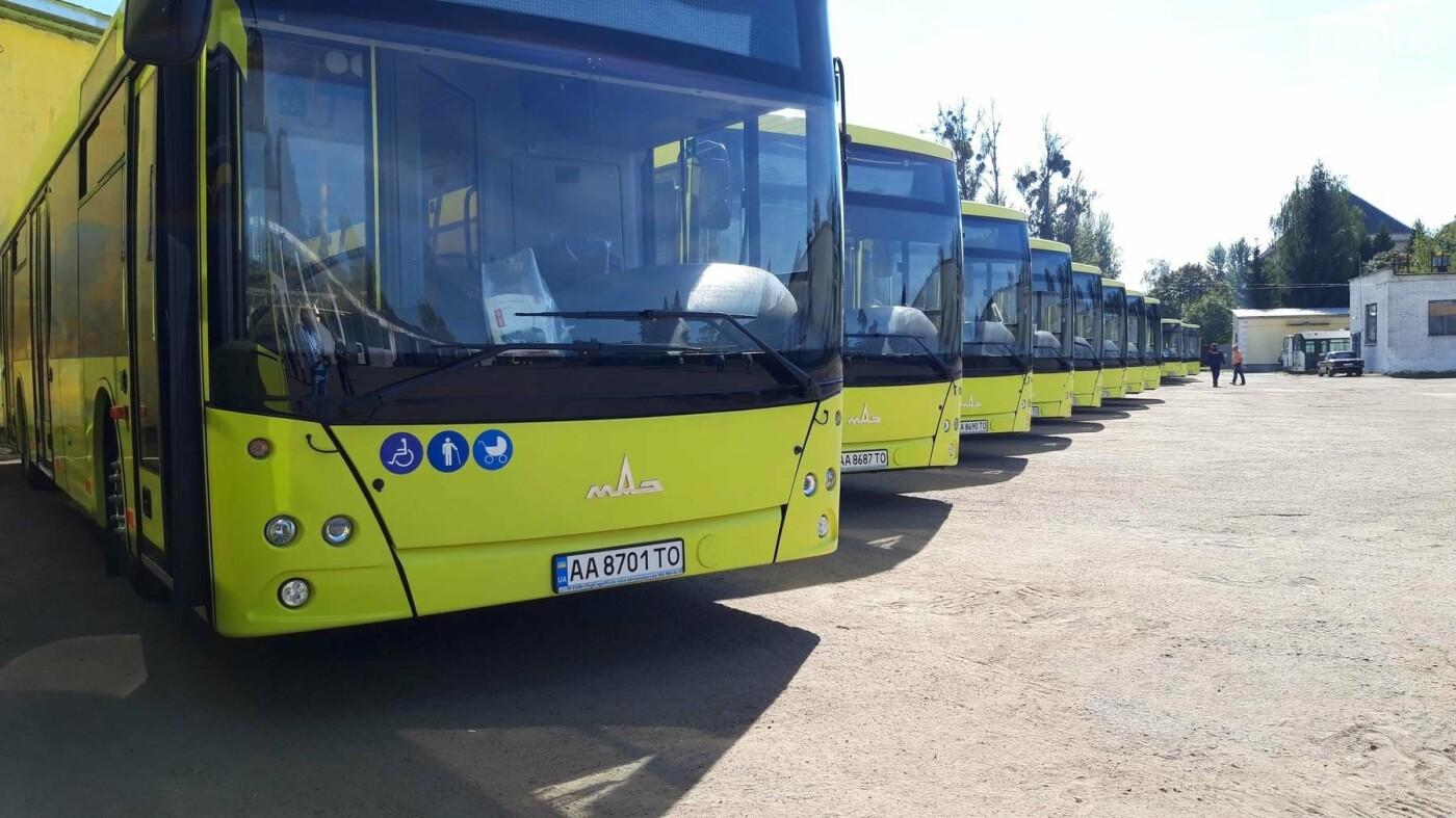 До Львова прибули 16 білоруських автобусів: як вони виглядають та коли почнуть курсувати містом, - ФОТО, фото-2