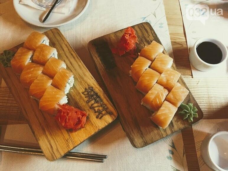 """Тест-драйв закладів Львова: ідемо в кулінарну студію """"Банзай"""", де готують суші , фото-9"""