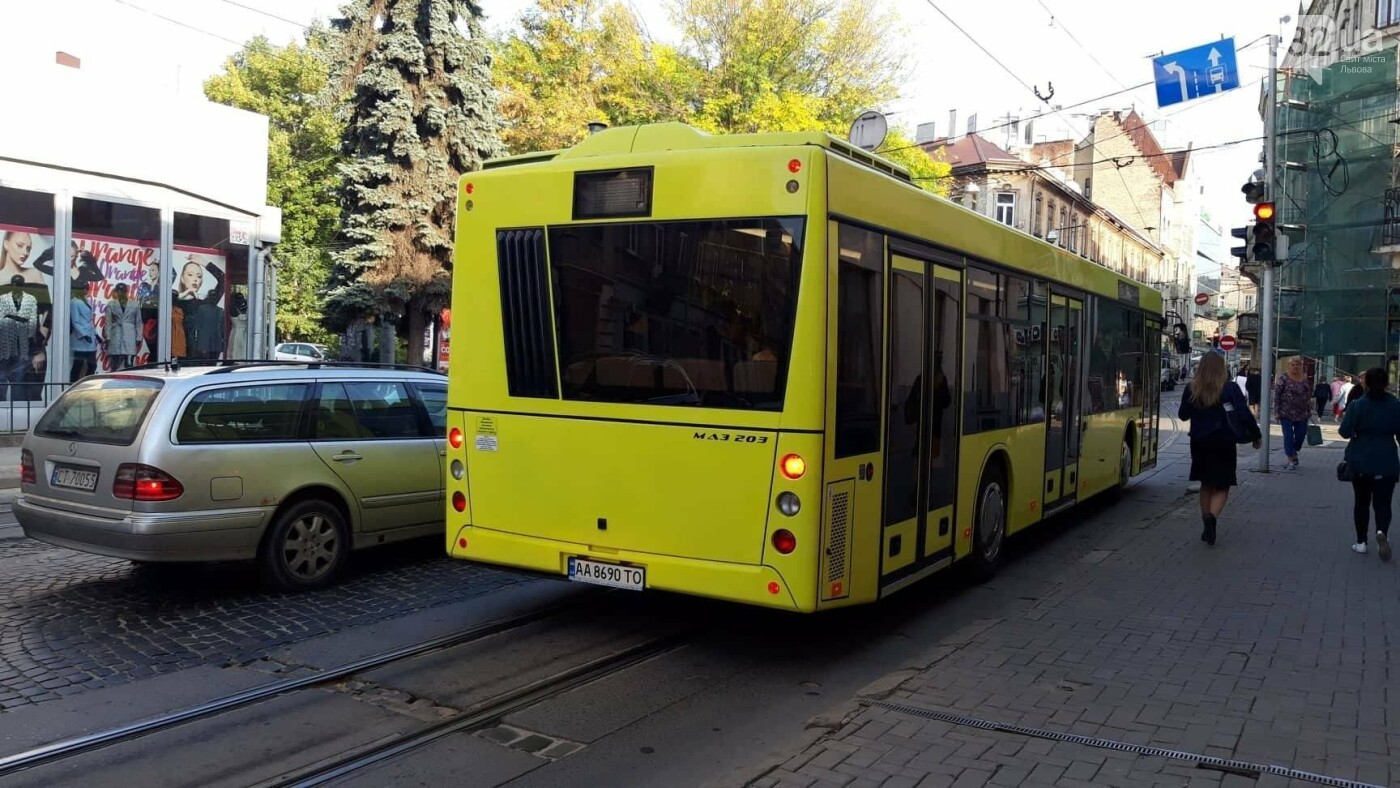 У Львові на маршрути виїхали 4 нові автобуси МАЗ, - ФОТО, фото-2, Фото: 032.ua