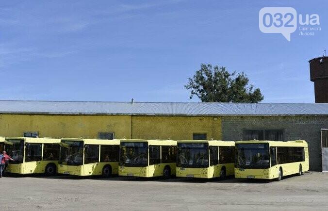 До кінця тижня Львів може отримати ще 9 нових автобусів МАЗ, фото-1