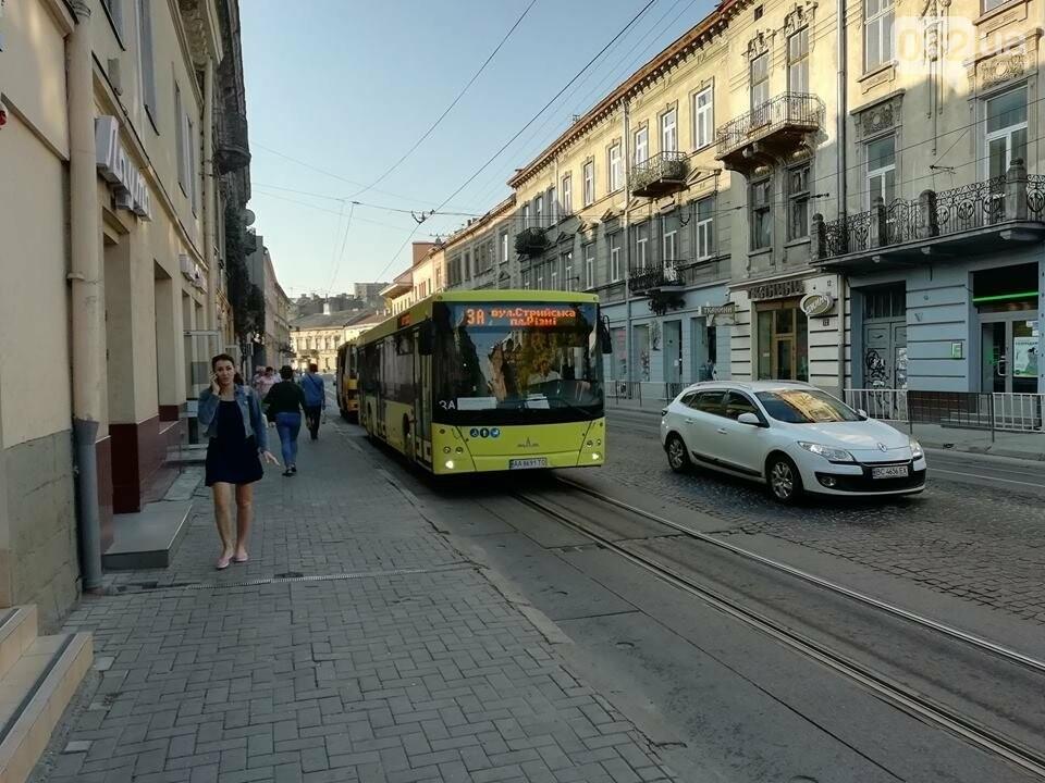 Сьогодні у Львові на один з маршрутів запустять 5 нових автобусів МАЗ, фото-1, Фото: 032.ua