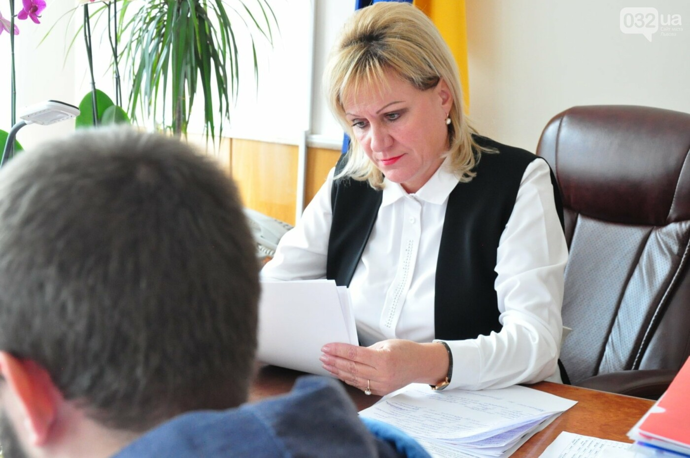 Керівник Залізничної РА Ірина Джурик - про життя району та плани на майбутнє, - ФОТО, фото-1