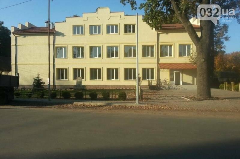 У Брюховичах відкриють Народний дім - 032.ua c6d67e3b1bdd8