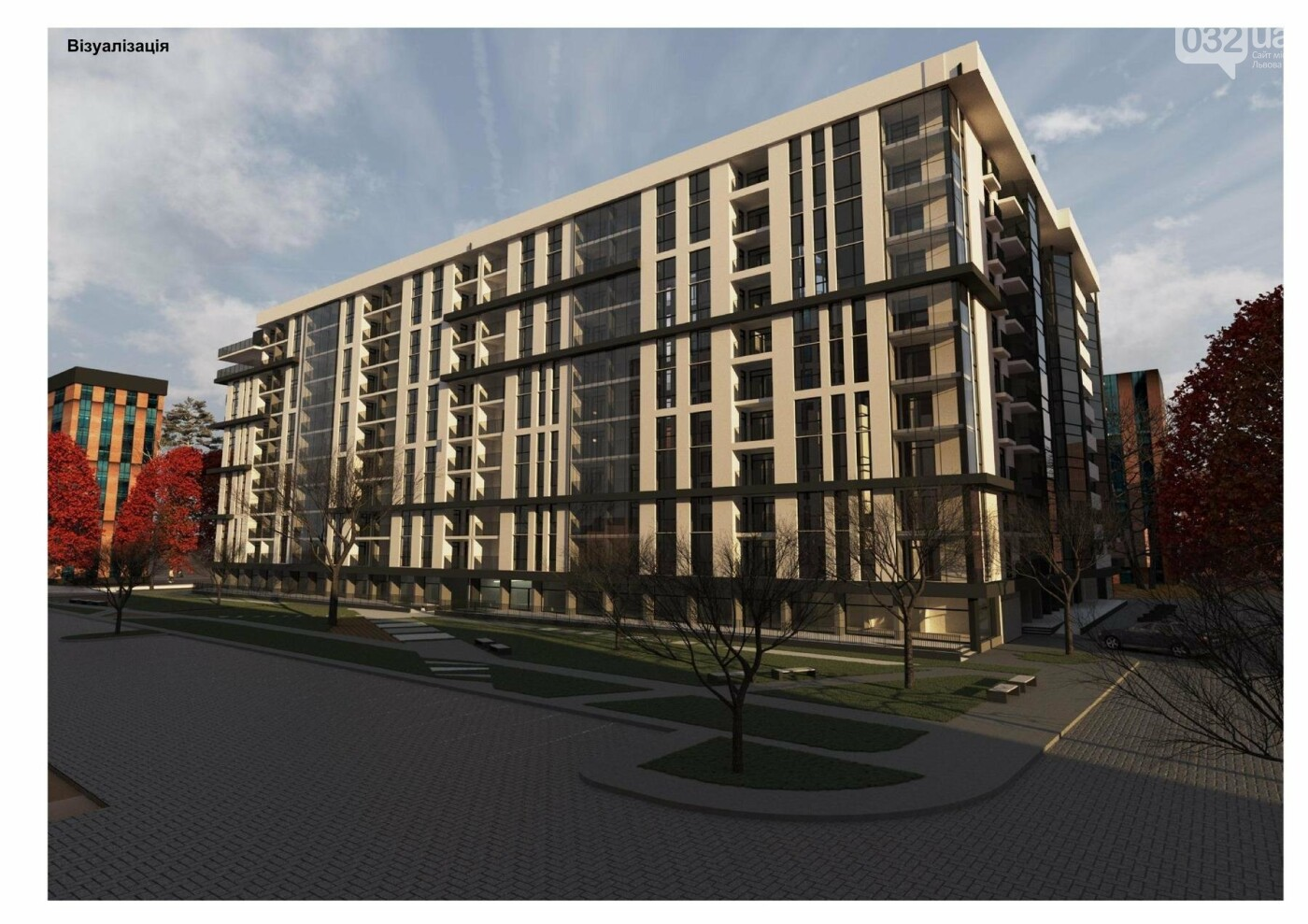 На вулиці Тернопільській, 42 знесуть будівлі та спорудять багатоповерхівки, - ВІЗУАЛІАЗЦІЯ, фото-3