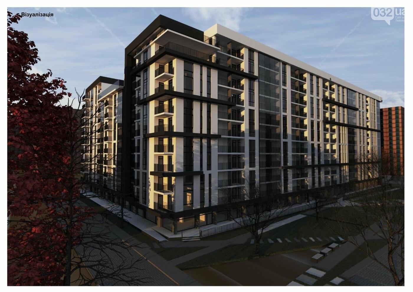 На вулиці Тернопільській, 42 знесуть будівлі та спорудять багатоповерхівки, - ВІЗУАЛІАЗЦІЯ, фото-4