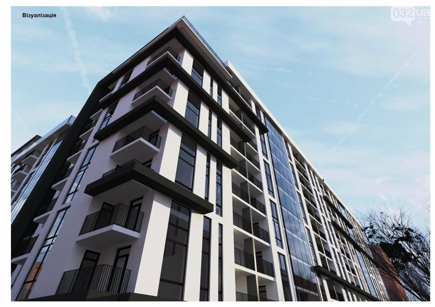 На вулиці Тернопільській, 42 знесуть будівлі та спорудять багатоповерхівки, - ВІЗУАЛІАЗЦІЯ, фото-1
