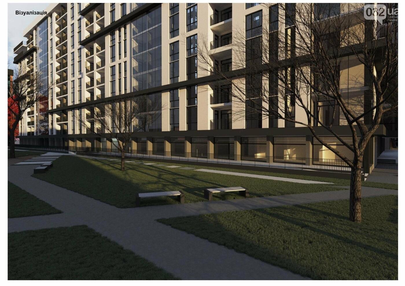 На вулиці Тернопільській, 42 знесуть будівлі та спорудять багатоповерхівки, - ВІЗУАЛІАЗЦІЯ, фото-5