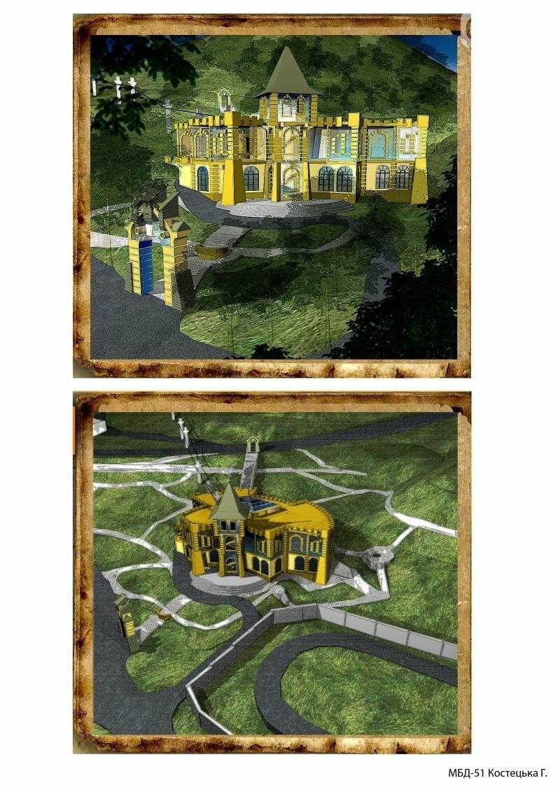 Стало відомо, коли у Львові розпочнеться будівництво канатної дороги до Високого замку, - ВІЗУАЛІЗАЦІЯ, фото-8