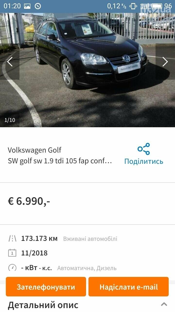 Калькулятор для євроблях: у Телеграмі з'явився бот, який допомагає дізнатися вартість розмитнення авто, фото-15