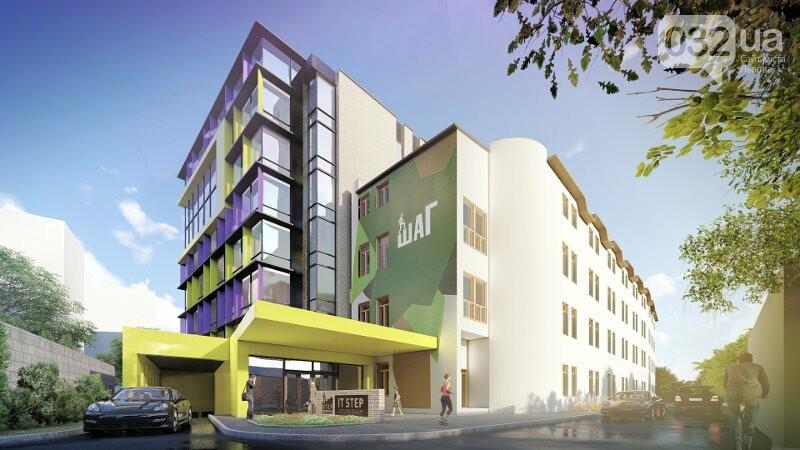 У Львові планують збудувати масштабний навчальний  ІТ-комплекс , фото-7