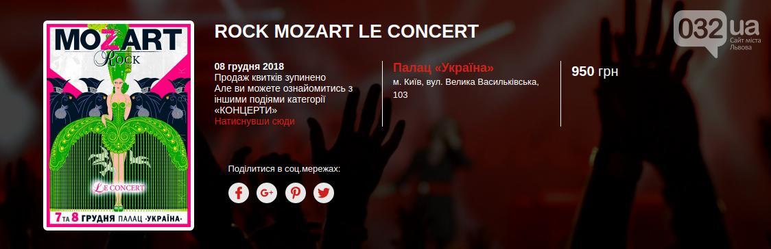 """У Львівській Опері покажуть українську копію рок-опери """"Моцарт"""", учасників якої підозрюють у плагіаті, фото-3"""