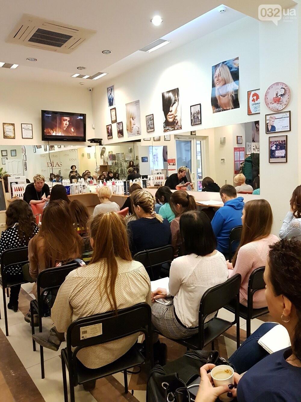 Нещодавно у Львові було відкрито ліцензовану школу краси та здоров'я., фото-4