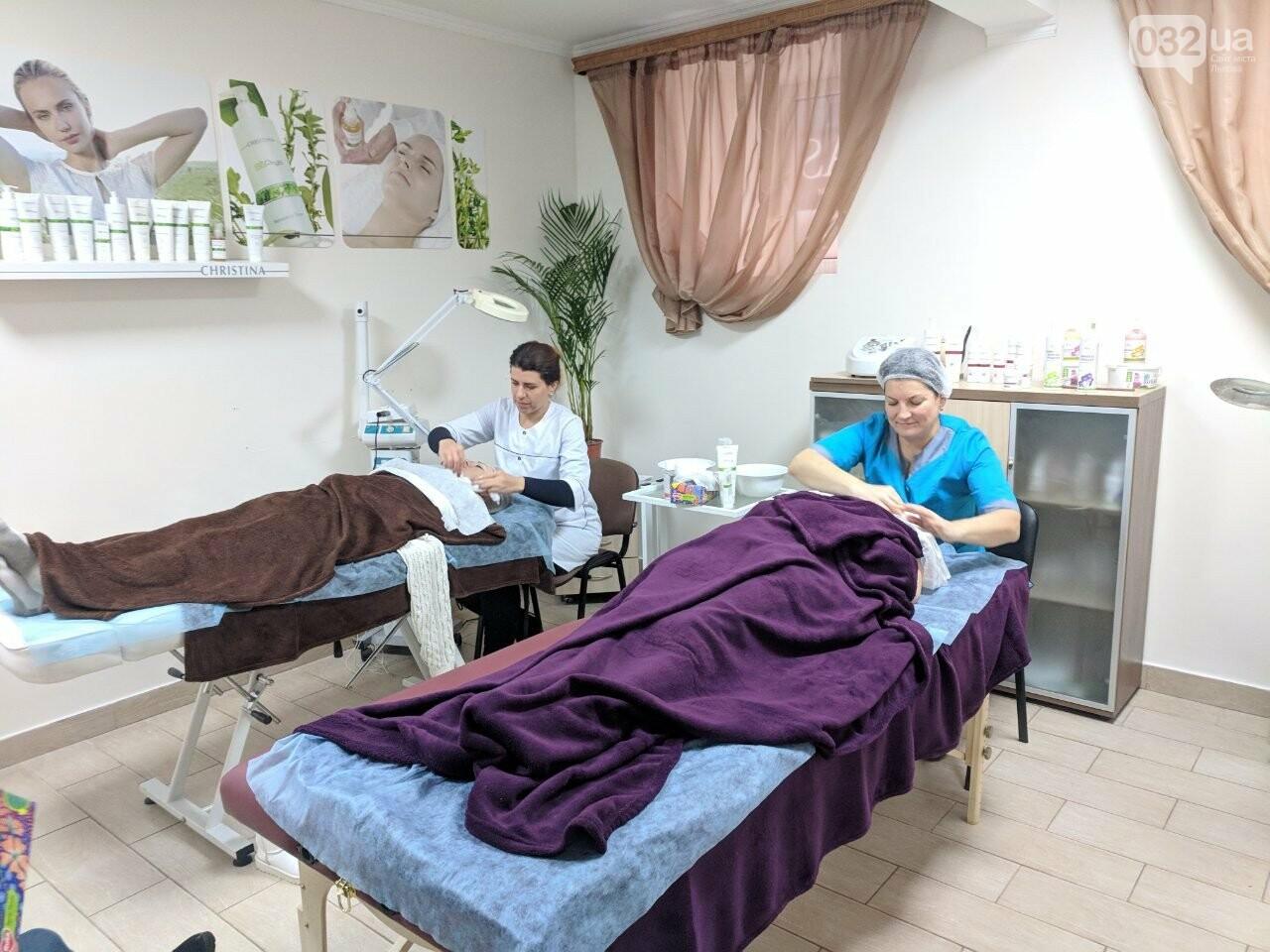 Нещодавно у Львові було відкрито ліцензовану школу краси та здоров'я., фото-2
