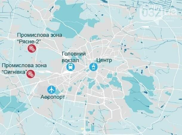 Львівські депутати затвердили програми розвитку промислових зон Сигнівки та Рясного , фото-1