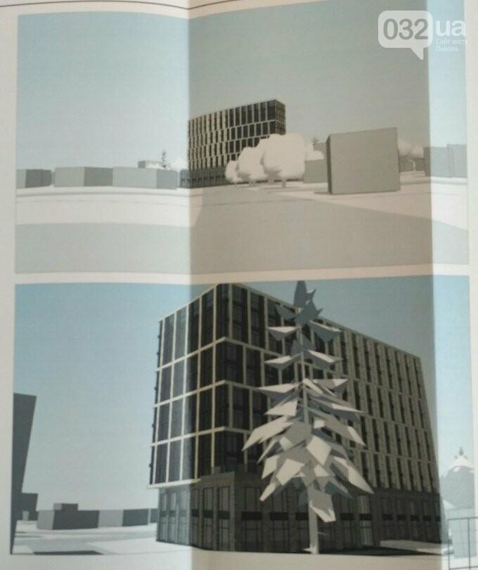 Візуалізація та існуючий стан споруд - ЛМР