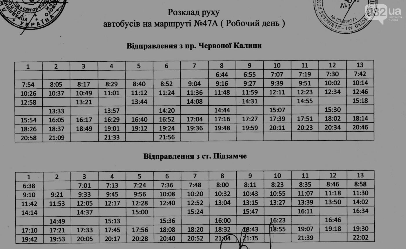 Як у Львові курсують автобуси, - АКТУАЛЬНІ ГРАФІКИ РУХУ, фото-66
