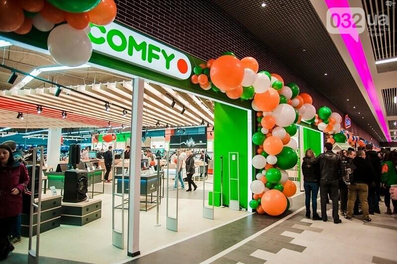 У Львові відкрили новий магазин COMFY, — яскравий фоторепортаж із відкриття, фото-4