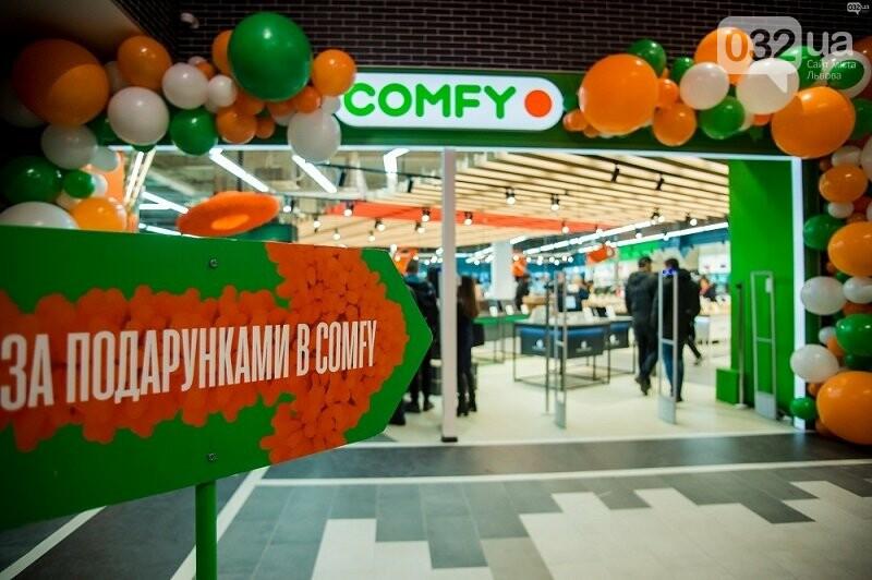 У Львові відкрили новий магазин COMFY, — яскравий фоторепортаж із відкриття, фото-2