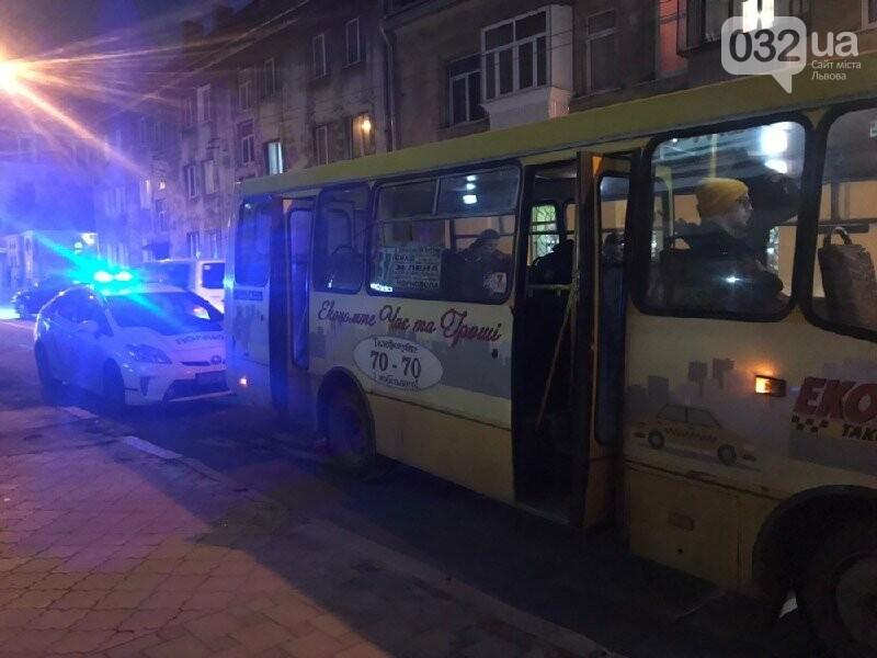 На вулиці Зеленій у Львові водій маршрутки збив дівчину, - ФОТО, фото-3