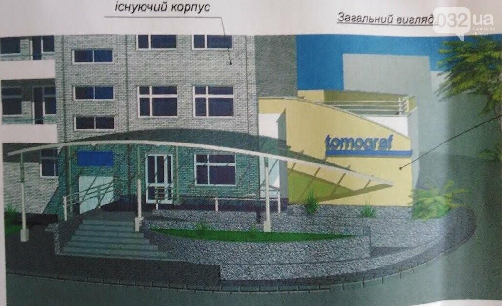 На базі 8-ї міської клінічної лікарні Львова відкриють відділення комп'ютерної томографії, фото-2