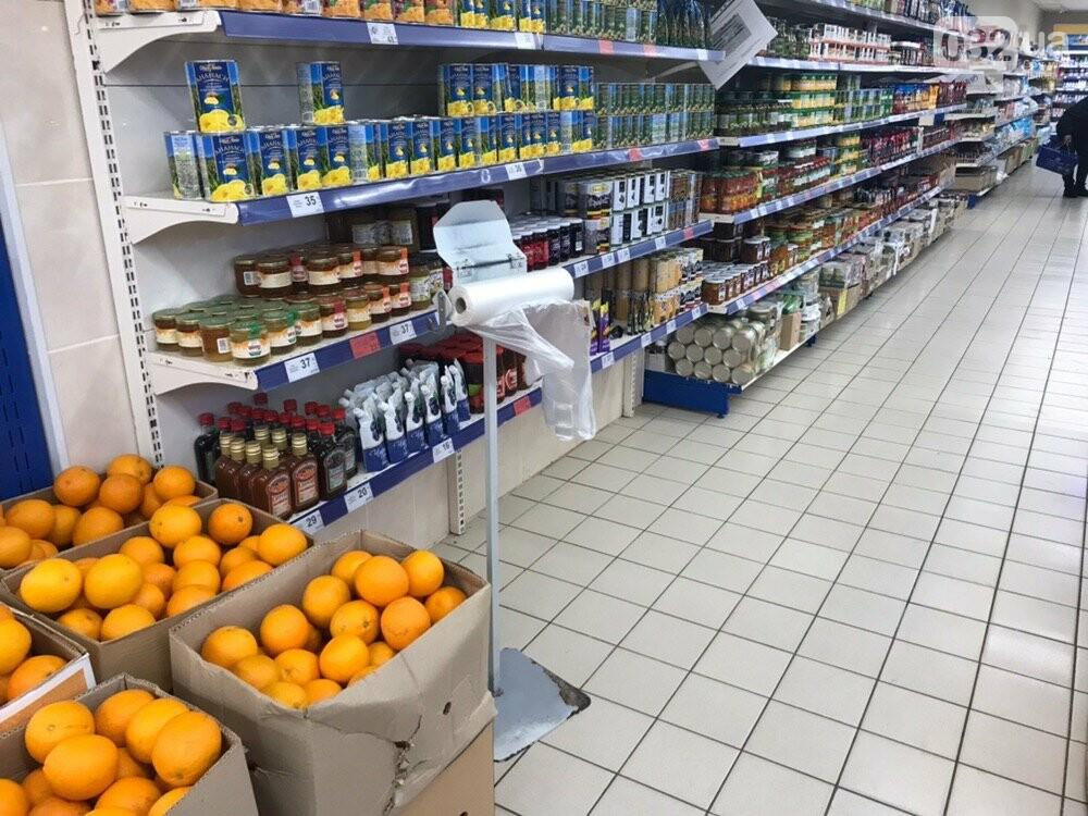 Чи відмовилися супермаркети на Сихові від виробів з поліетилену, - ФОТО, фото-8