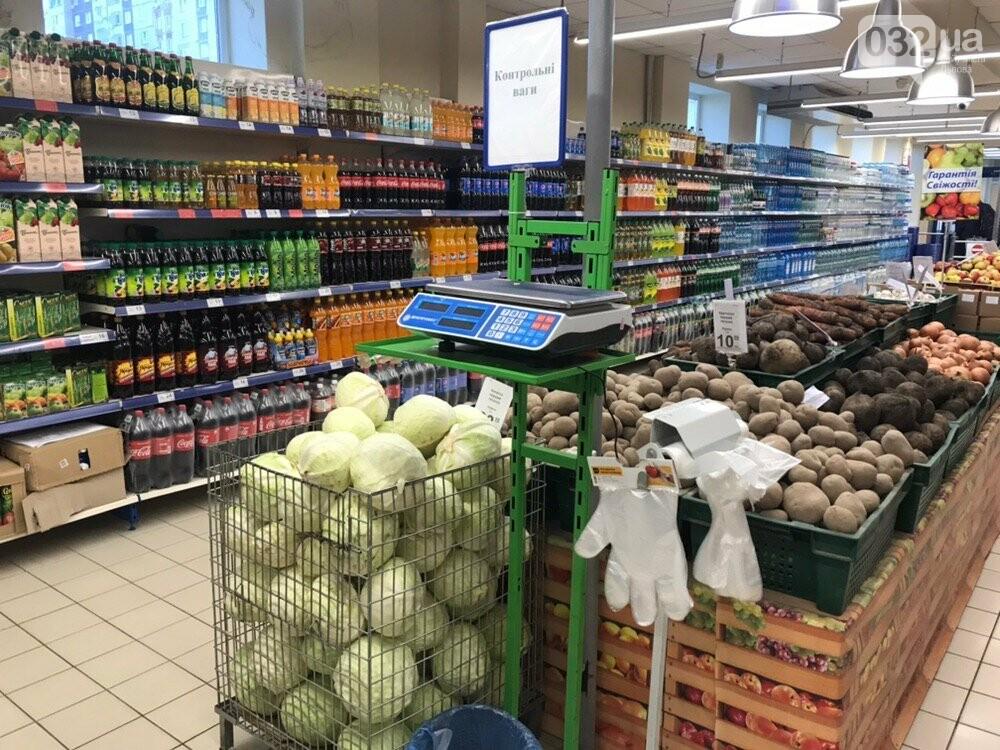 Чи відмовилися супермаркети на Сихові від виробів з поліетилену, - ФОТО, фото-9