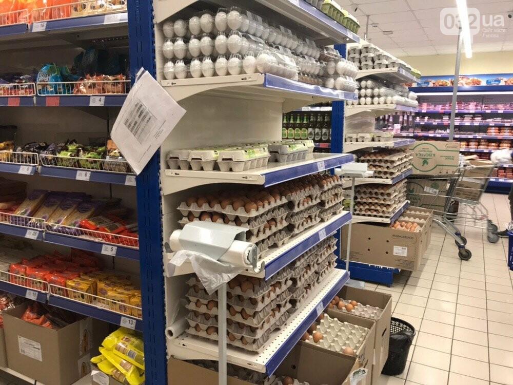 Чи відмовилися супермаркети на Сихові від виробів з поліетилену, - ФОТО, фото-10