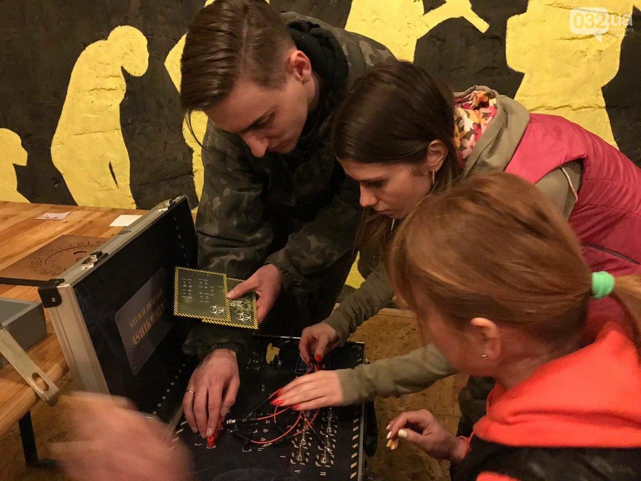 Новий екшн-квест «Антивірус» у Львові, фото-7