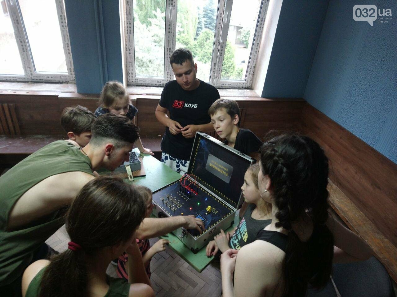 Новий екшн-квест «Антивірус» у Львові, фото-1